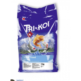 Hrana Koi Trikoi 6.5mm Friends 5kg