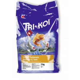 Hrana Koi FUTTERMIX  TRIKOI 4.5 mm 5kg sac cu femoar