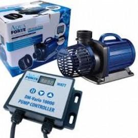 Pompa iaz cu debit reglabil Aquaforte Vario S 10000 ( model nou )