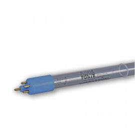 Bec UV 75 w pentru clarificatoare UV  Aquaforte cu baza albastra